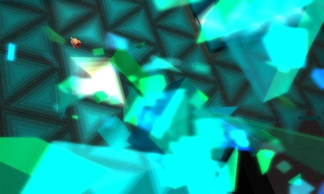 Second Life generative sculpture: Autoscopia image
