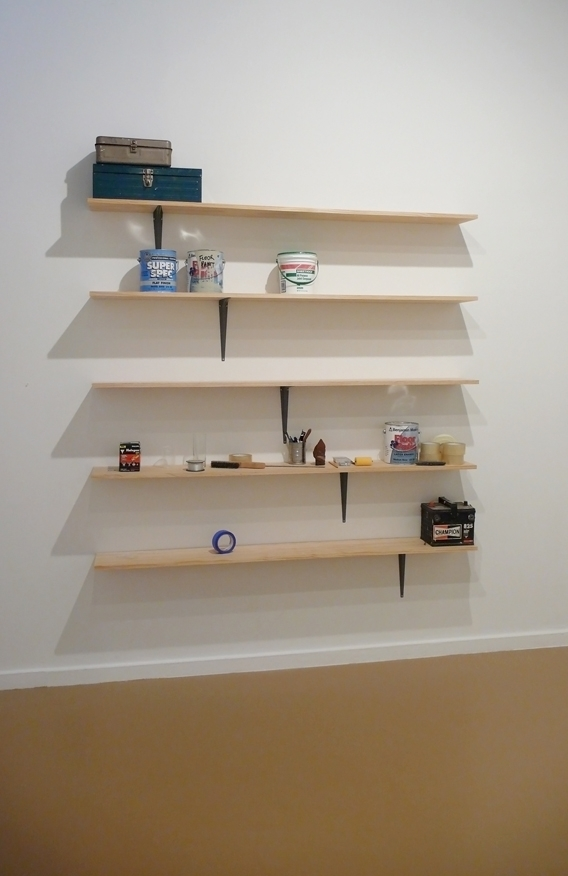 Do Not Touch (counterbalanced shelves) image