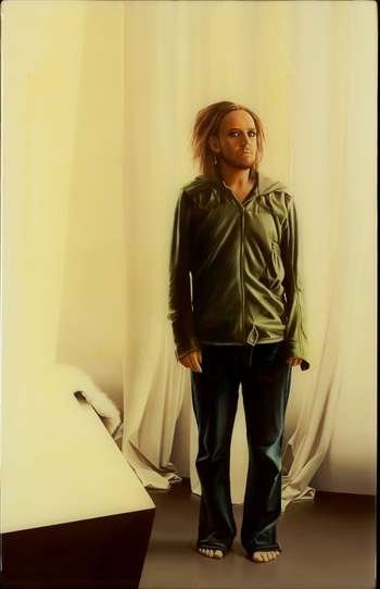 Tim Minchin by Sam Leach. Archibald winner. image