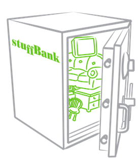 Freecycle for Artists & Arts Orgs: Stuff Bank image