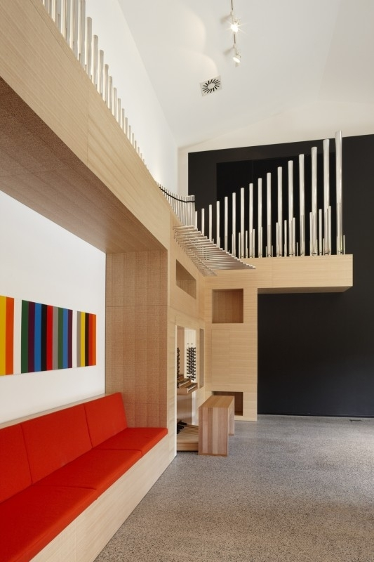 Private residential house which is also a public Art Museum wins architecture award image