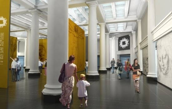 Brooklyn Museum to Open First Phase of Transformative Renovation of First Floor image