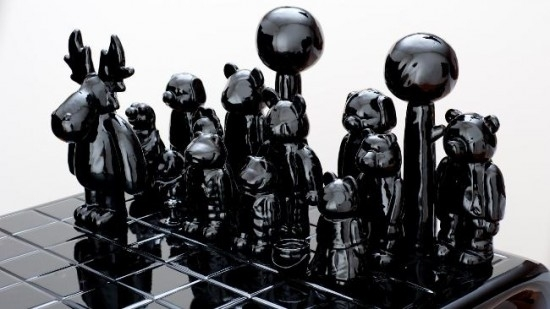 Chess sets by contemporary Australian artists image