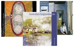 McCulloch and McCulloch to publish Australian art calendars through Brown Trout image