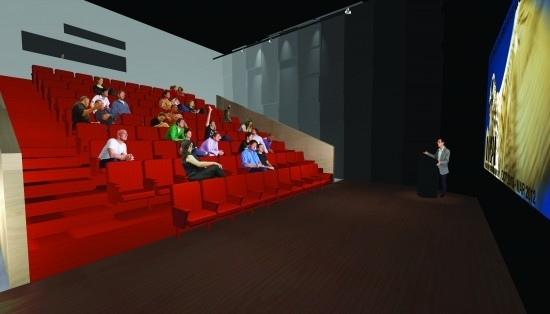 VEOLIA Environmental Services purchases naming rights to MCA's new Lecture Theatre image
