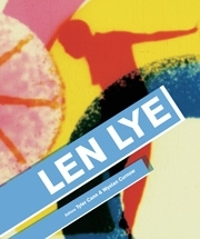 Len Lye Exhibition and Book image