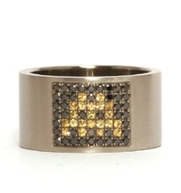 Space Invader bling by Cass Partington image