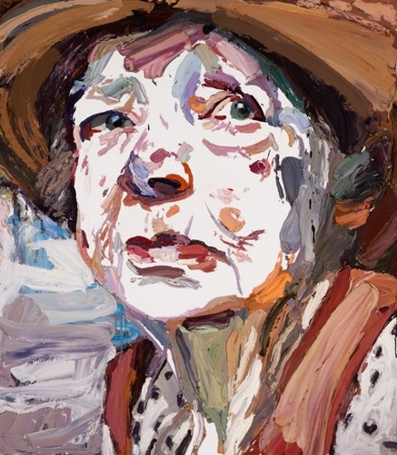 Ben Quilty's portrait of Margaret Olley wins Archibald Prize 2011 image