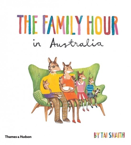 New children's book by Australian Artist Tai Snaith image