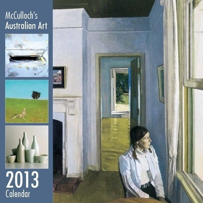 McCulloch's releases 2013 Australian Art Diary and Calendars image