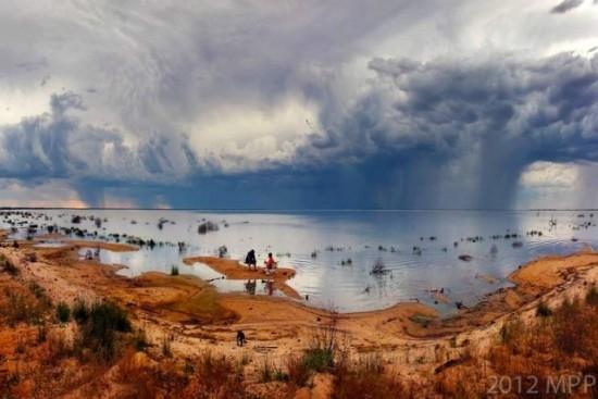 The Calm Menindee Lake image