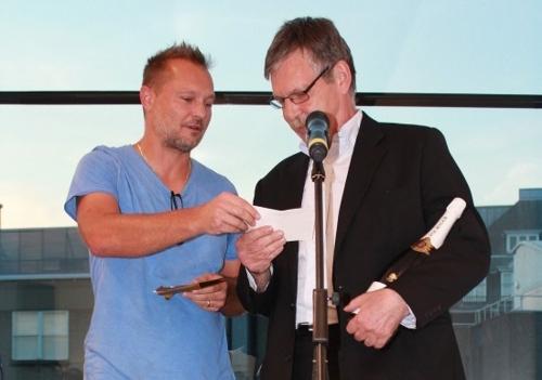 John Stezaker Wins The Deutsche Börse Photography Prize 2012 image