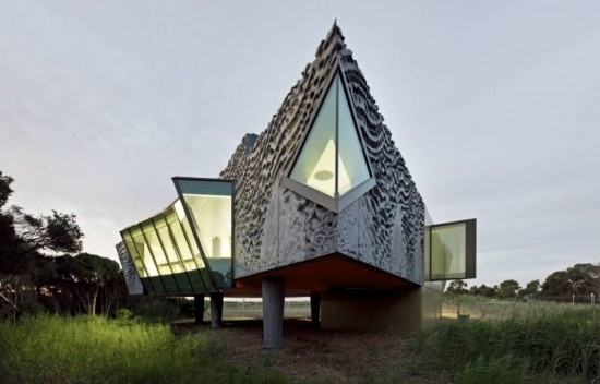 The Edithvale Seaford Wetlands Discovery Centre wins 2012 Premier's Design Awards image