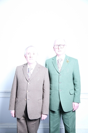 New Gilbert & George Book: Art Titles 1969 – 2010 image