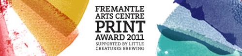 2011 Fremantle Arts Centre Print Award Winners Announced image
