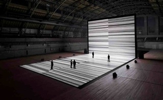 Acclaimed Japanese audio-visual artist to present large-scale installation and free concert at Carriageworks image