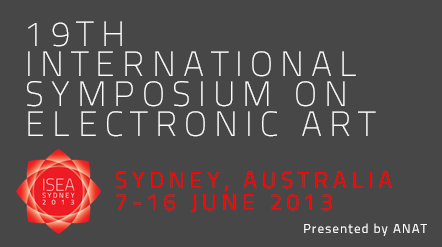 Australia Council satisfied with the $325k invested in ISEA2013 image