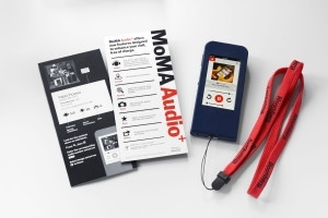 The Museum of Modern Art Announces MoMA Audio+ image