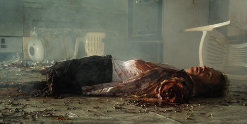 """Take a Deep Breath"", 2008 - production still image"