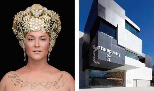 Sydney's MCA celebrates its Two Millionth Visitor image