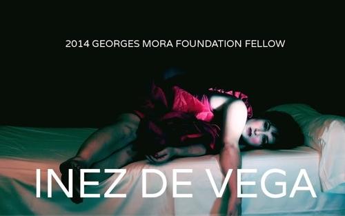Inez de Vega receives $10,000 2014 Georges Mora Foundation Fellow image