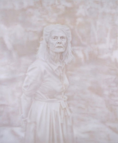 Fiona Lowry wins this year's Archibald Prize for her portrait of Penelope Seidl image