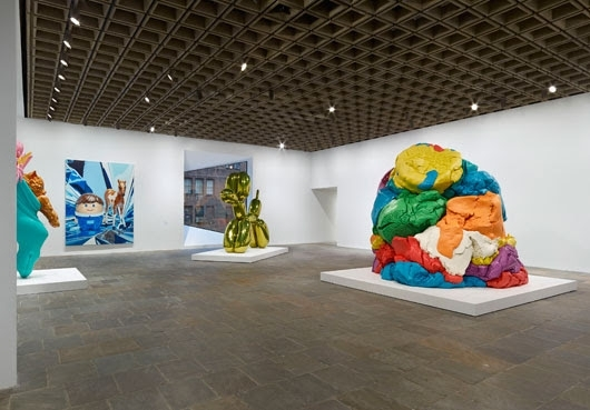 The Whitney Expands its Hours Due to Popularity of Koons Retrospective image