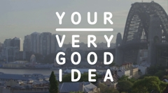 Kaldor Public Art Projects is proud to announce the finalists of YOUR VERY GOOD IDEA image