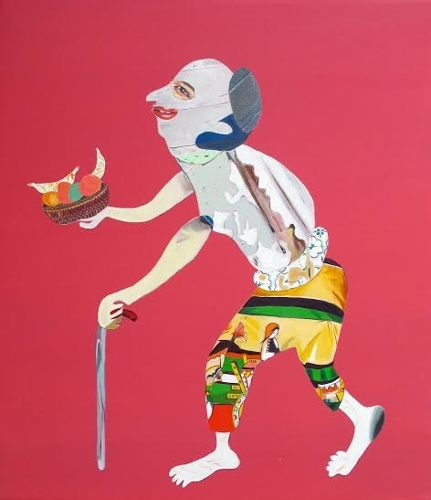 Rob McHaffie wins the $30,000 2014 Geelong contemporary art prize image