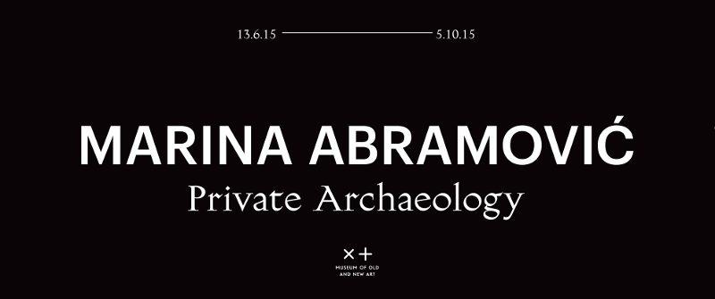 Marina Abramović: Private Archaeology image