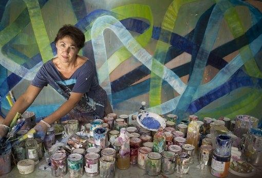 Ildiko Kovacs recipient of 2015 BVLGARI ART AWARD image