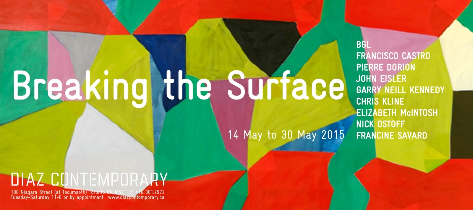 BREAKING THE SURFACE image