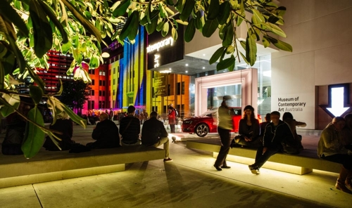MCA ARTBAR driven by Audi image