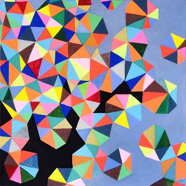 Al Munro, 'Crystalline Infinite II', 2014 image