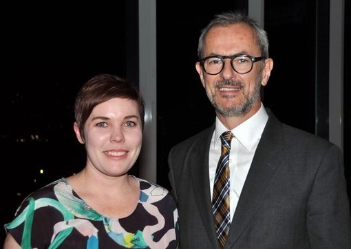 Ashleigh Garwood Accepts Inaugural Eva Breuer Travelling Art Scholarship image