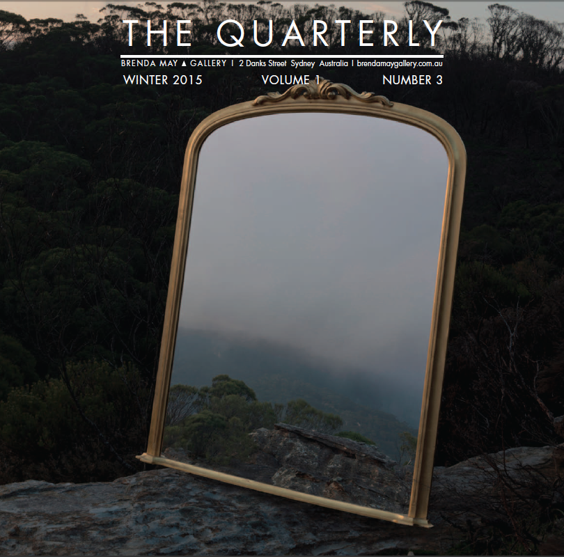 Brenda May Gallery The Quarterly 1.3 image