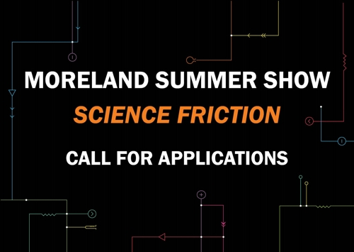 2015 Moreland Summer Show: call for Entries - 'Science Friction' image