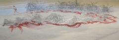 Flatline, 'A Dance for Paul Klee' 2014 image
