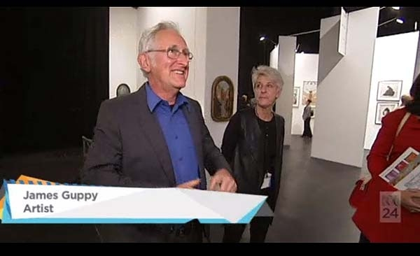 Gallery News: James Guppy on ABC's