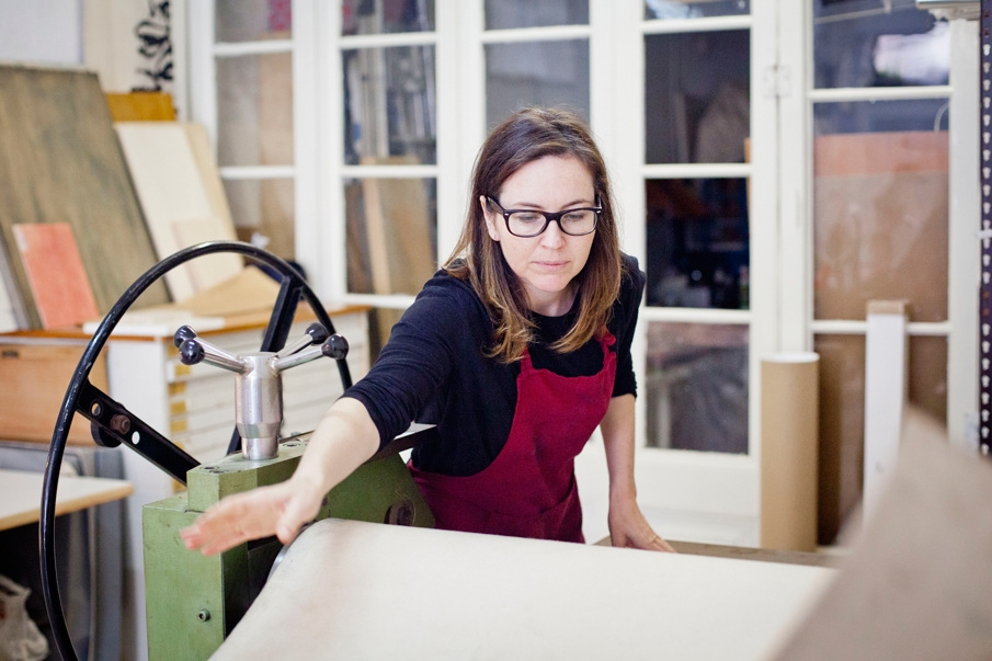 Danielle Creenaune • Vantage Point - Port Jackson Press Gallery 9 Oct - 1 Nov image