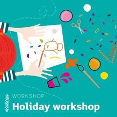 Holiday Workshops image