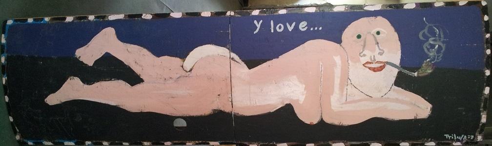 Y love image