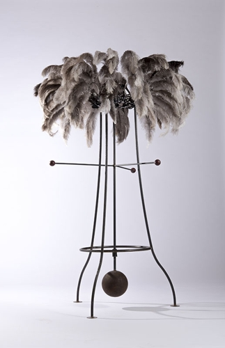 Murmuring - kinetic sculpture by Alex Sanson - 2015 image