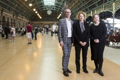 Sydney's premier cultural institutions go national image
