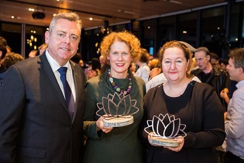 MCA Director Wins 2016 NSW Creative Achievement Award image