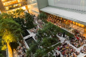 MoMA Announces Summer Music Series for 2016 image
