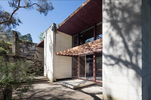 Modernist building Heide II awarded 2016 Victorian Enduring Architecture Prize image