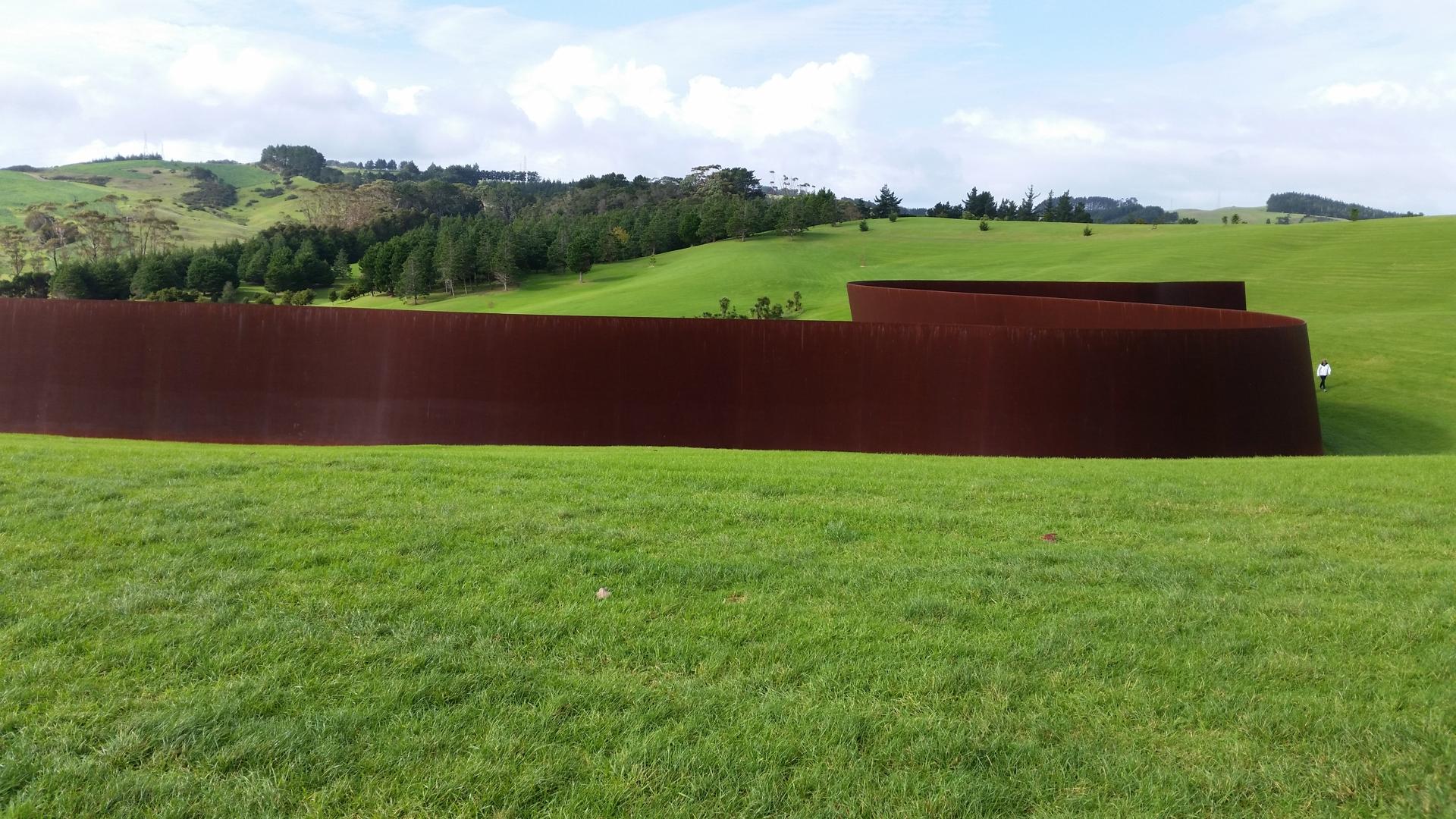 Gibbs Farm, New Zealand image