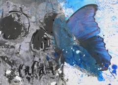 Philippe Pacqua - Vanité Bleu image