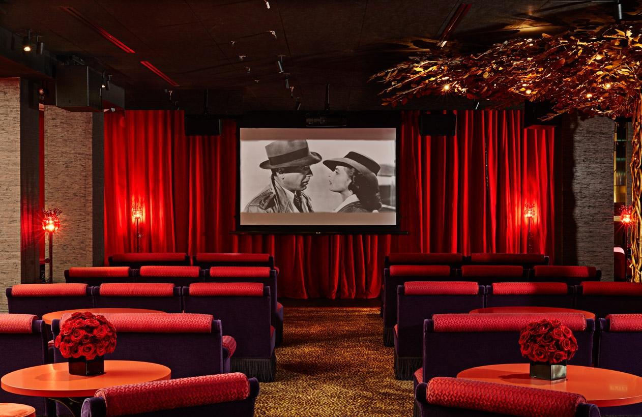 Hôtel Vagabond Cinema image